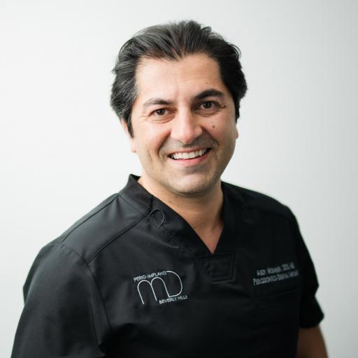 Dr. Abdy Moshrefi | Ceramic Dental Implant Dentist In Beverly Hills, CA